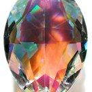 Huge 50mm AB SWAROVSKI Marquis Austrian Crystal Prism