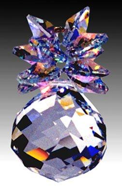 "Austrian Crystal 2"" 50mm Pineapple AB SunCatcher Prism"