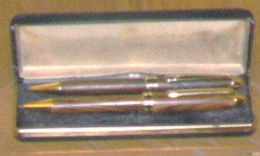 European Pen & Pencil Set