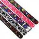 Sparkle Print Collars