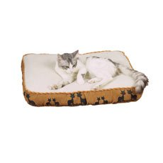 Slumber Pet Faux Suede Kitty Beds