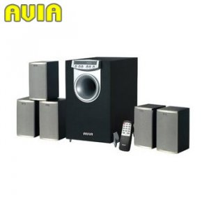 500 WATT 5.1 HOME THEATER AUDIO SYSTEM