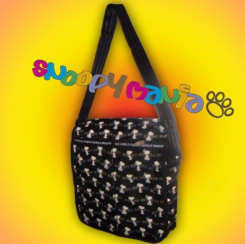Snoopy messenger bag