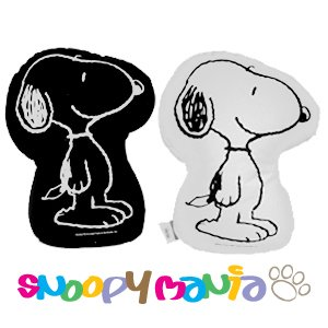 Standing Snoopy pillow