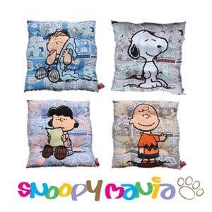 Snoopy Satin Pillows