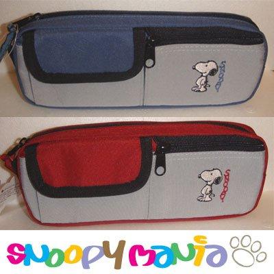Snoopy cosmetic/ pencil case