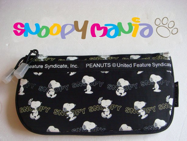 SNOOPY COSMETIC/ PENCIL CASE
