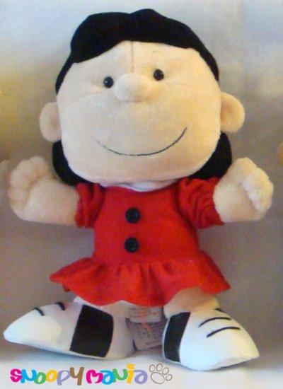 Lucy Van Pelt Plush Doll ----- SNOOPY