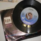 HUEY LEWIS THE HEART OF ROCK N ROLL 45 RPM RECORD