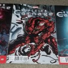 Marvel Comics Superior Carnage 1 2 3 NM Full Set 1:25 Variant Ed 9/13 key book