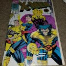 1 Marvel Comic Uncanny X-men 275 NM Rare Gold Variant 2nd Print 4/91 Wolverine