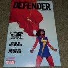 1 Ms.Marvel CBLDF Spring 2017 Rare htf Comic Book Legal Defense Fund V2 Promo
