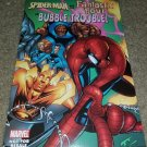 Marvel Comics Spider-man 1 NM Bubble Trouble Rare Promo book Fantastic 4 HTF key