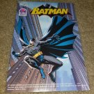 1 DC Comic 75 Batman poster book Taco Bell Promo Giveaway rare htf 2010 JLA hero