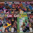 10 Marvel Comics Gambit 1 2 3 9 10 11 12 13 99 2000 Annual book X-men Daredevil
