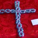 Large Beaded Cross