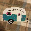 """6"""" Painted Wooden Camper Cutout"""
