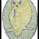 Embossed Owl Design