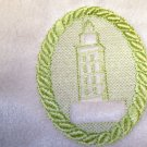 Embossed Lighthouse #2