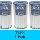 Tri-X Filter for HotSpring Spa NEW TriX Filter 3-Pack