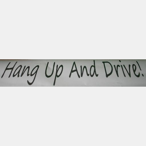 4x112 hang up and drive custom vinyl graphics