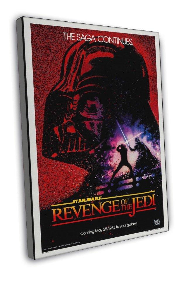 Revenge of the jedi movie poster