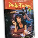 Pulp Fiction 1994 Vintage Movie Framed Canvas Print 3