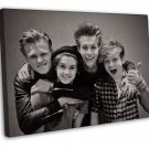 The Vamps Indie Band Art 20x16 Framed Canvas Print Decor