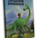 The Good Dinosaur Movie Wall Decor 20x16 Framed Canvas Print
