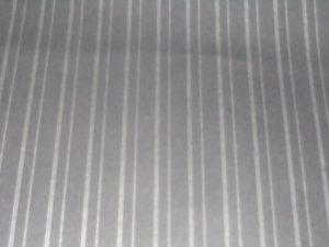 Silver Pin Stripe