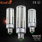 E27 LED lamp 5W 7W 9W 12W 15W 20w 25W led corn Bulb light 220v 110v No Flic