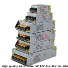AC DC 5V 12V 24V 36V 48V Power Supply 2A/3A/4A/5A/6A/10A/12A/20A/30A/40A/60