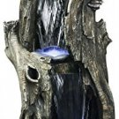 Alpine WIN258 Rain Forest Waterfall Fountain With LED Lights, 41-Inch