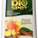 Bio Spot Spice Scented Flea And Tick Shampoo For Pets, 12-Ounce