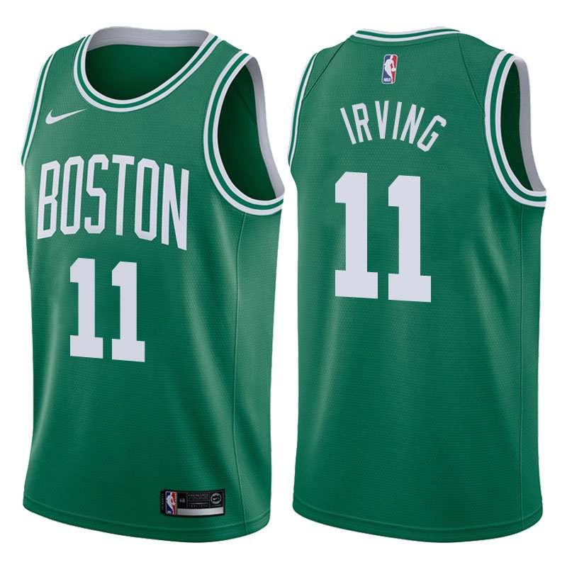 d46055d1a2b Kyrie Irving Icon (Green) Boston Celtics Nike Swingman Jersey Size: XL