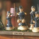 union soldier paperweight
