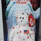 McDonald's 1999 Ty Teenie Beanie - Glory The Bear