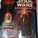 Star Wars Episode I: The Phantom Menace, Mace Windu (Jedi Cloak) Action Figure,