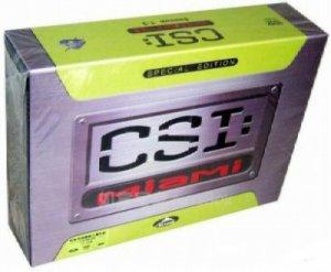 CSI Miami: Seasons 1-4
