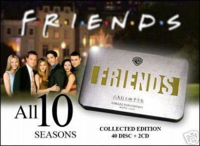 Friends: Seasons 1-10
