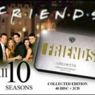 Friends: Seasons 1-10
