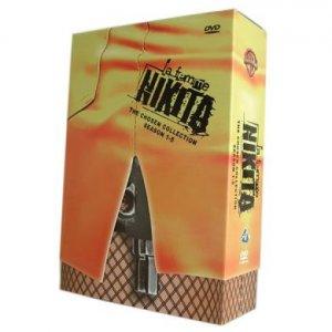 La Femme Nikita: Seasons 1-5
