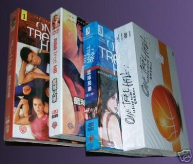 One Tree Hill: Seasons 1-4