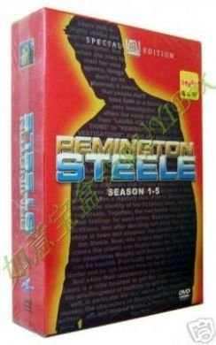 Remington Steele: Seasons 1-5