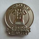 "NEWCASTLE United ""Alan Shearer Legend"" football badge"