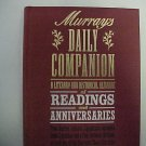 Murray's Daily Companion - Edited by Roger Hudson
