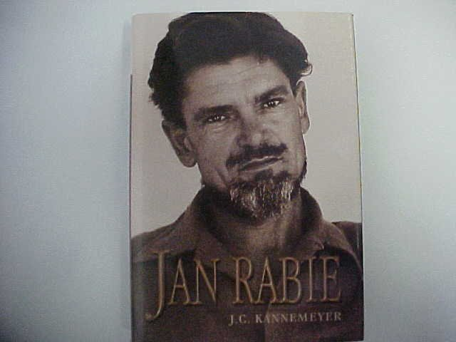 Jan Rabie - JC Kannemeyer