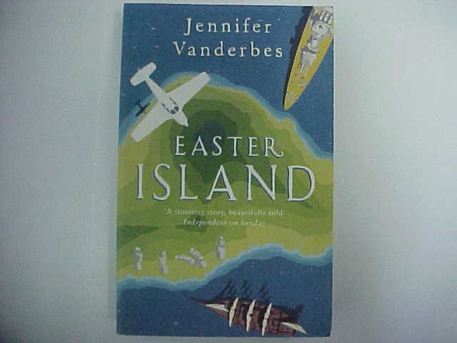 Easter Island - Written by Jennifer Vanderbes