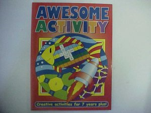 Awesome Activities - Illustrated by Peter Longden