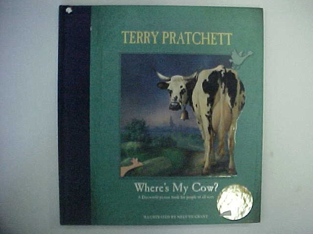 Where's My Cow? - Terry Pratchett